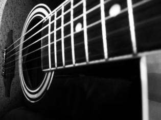 Black Guitar